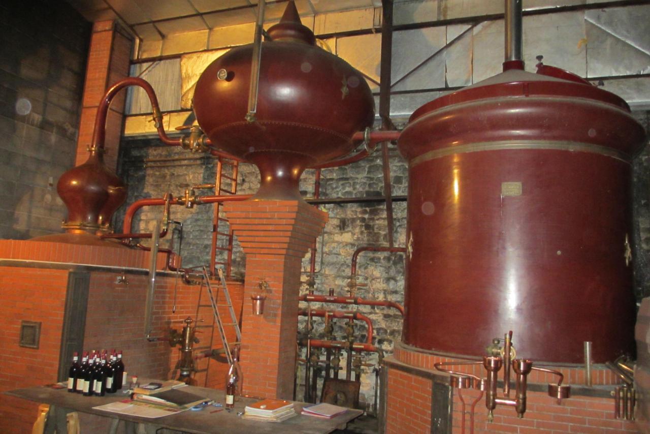 19-Distillerie de cognac