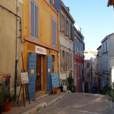 Quartier Le Panier