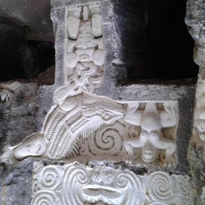 4- Sculptures de pierre de Crazannes - Copie - Copie