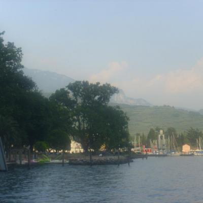 Lacs italiens et Dolomites juin 2015