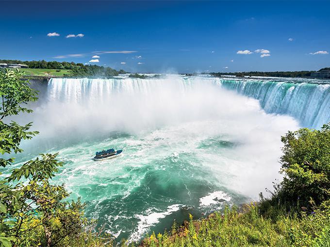 Canada 2 les chutes du niagara