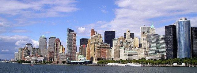 Manhattan skyline 1214175