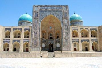 Uzbekistan bukhara mosque 1 1206321